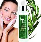 Teebaumwasser T-Baum Floralwasser – Hydrolate Tonic-Lotion (200 ml) Teebaumwasser - rein biologisch Zur AKNE neigende HAUT