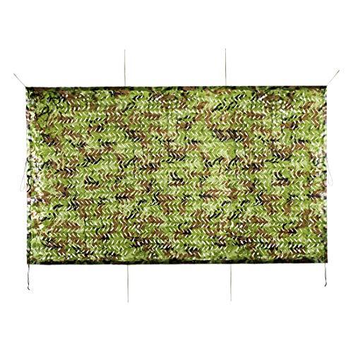 Chiglia Bulk Rolle Tarnnetz Camouflage Netz Ideal als Sonnenschutz Tarnung Sichtschutz