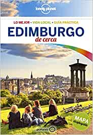 Edimburgo de cerca Guías De cerca Lonely Planet, Band 1