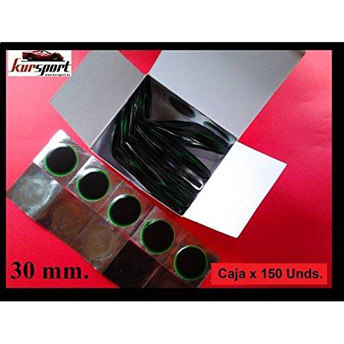 toppa-rotondi-30-mm-confezione-da-150-riparazione-di-neumaticos-repara-coltellate-per-ruote-da-auto-