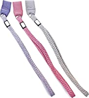 Country Canes Triple Pack of Walking Stick Wrist Straps/Wrist Loops