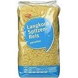 Tegut kleinster Preis Langkorn Spitzen-Reis parboiled, 1.00 kg