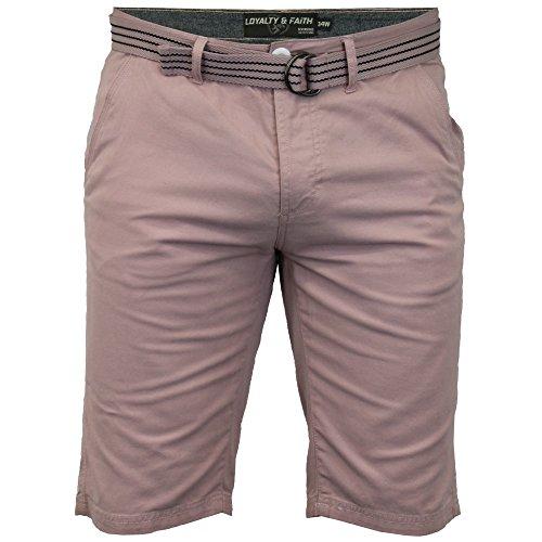 Mens Chino Shorts By Threadbare