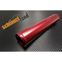 Schlauchland Alu Y-St/ück AD 70mm **** Alubogen Alurohr Rohrbogen Pipe Turbo Ladeluftk/ühler Rohr Abzweig