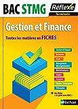 Toutes les matières en FICHES Terminale STMG - Gestion et Finance