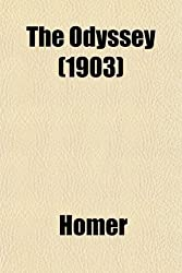 The Odyssey (Volume 1) by Homer (2011-12-31)