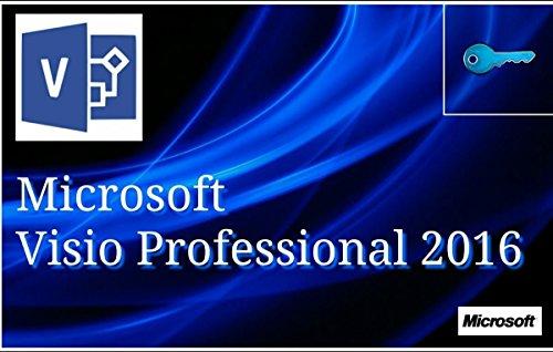 Microsoft Visio Professional 2016 - OEM