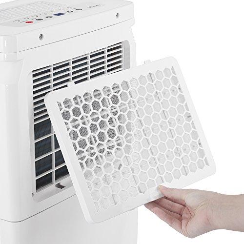 TROTEC Luftentfeuchter TTK 53 E (max. 16 l/Tag) - 3