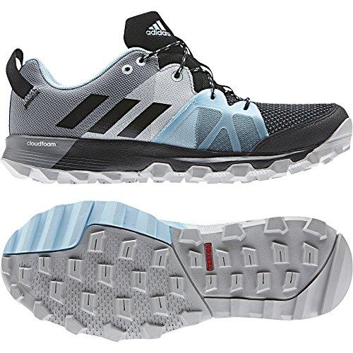 Adidas Negro núcleo Schwarz Kanadia Icey Tr 8 Damen Núcleo 1 Azul Traillaufschuhe Negro vrqT6v10