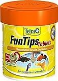 Tetra FunTips Tablets Haft-Futtertabletten, Hauptfutter,...
