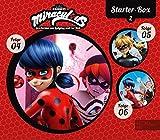 Miraculous - Geschichten von Ladybug & Cat Noir - Starter-Box 2 (4-6) - Die Original-Hörspiele zur TV-Serie -