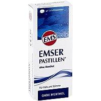 EMSER Pastillen ohne Menthol, 40 St preisvergleich bei billige-tabletten.eu
