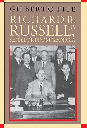 Richard B. Russell, Jr., Senator from Georgia (Fred W. Morrison Series in Southern Studies)