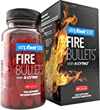 Weight Loss Fat Burner Diet Pills FIRE Bullets + K-Cytro for Women