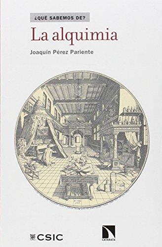 La Alquimia por Joaquín Pérez Pariente