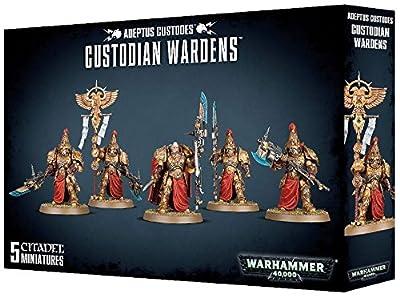 Custodian Wardens 01-11 - Adeptus Custodes - Warhammer 40,000