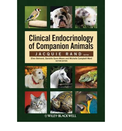 [(Clinical Endocrinology of Companion Animals)] [Author: Jacquie Rand] published on (January, 2013)