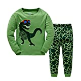 Best 4 Year Old Boy Gifts - BABSUE Little Boys Pyjamas Set Dinosaur Toddler Kids Review