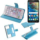 K-S-Trade Flipcover proetcion case for Alcatel One Touch