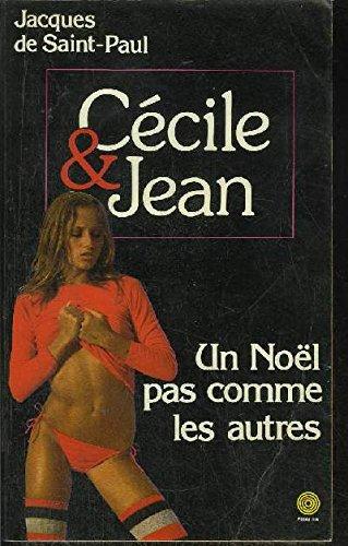 Cecile et jean un noel pas comme les autres par DE SAINT-PAUL JACQUES