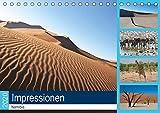Namibia Impressionen (Tischkalender 2020 DIN A5 quer): Ausdrucksstarke und wunderschöne Fotos aus...