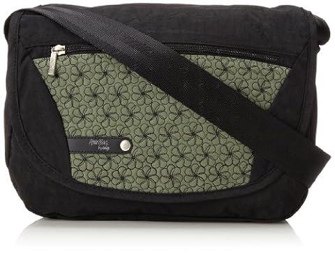 AmeriBag 65204 - GR Shoulder Bag,Green,One Size
