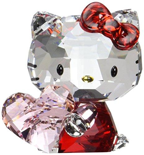 Hello Kitty Sanrio Apple (Swarovski Hello Kitty Red Apple, MULTI COLOR)