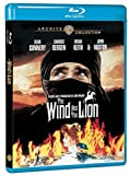 The Wind and the Lion [Blu-ray] [Import italien]