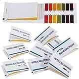 pH Teststreifen Indikatorpapier für schnelle pH-Wert-Messungen (pH 0-14)