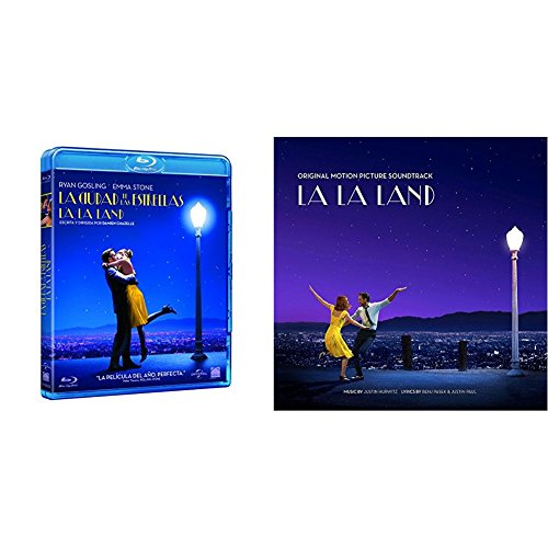 La Ciudad De Las Estrellas: La La Land (Blu-ray + CD de audio)