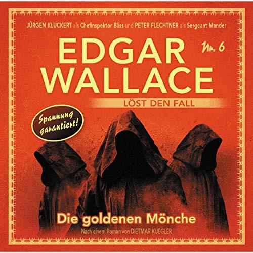 Wallace Golden (Nr. 6: Die goldenen Mönche)