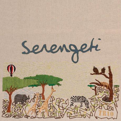 Serengeti Vol. 4 - Trio - Serengeti Vier