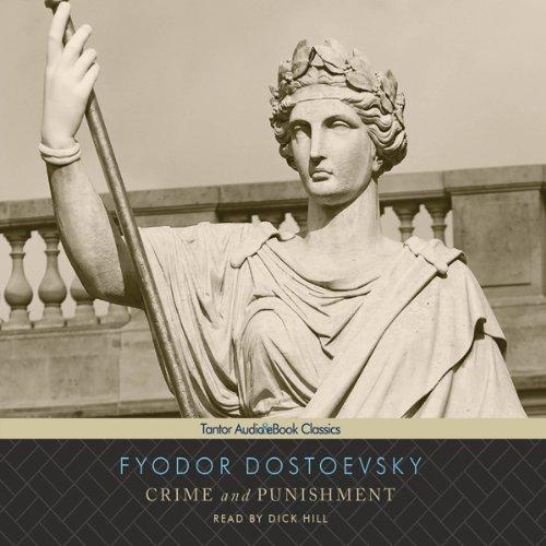 Crime and Punishment  Audiolibri