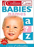 Babies' Names (Collins Gem)