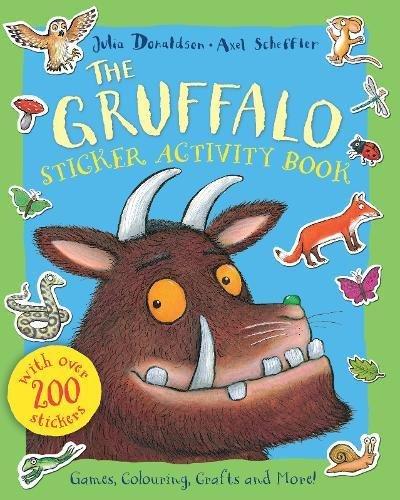 The Gruffalo Sticker Activity Book