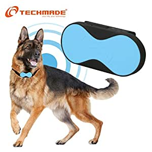 GPS PET TRACKER Color Blu
