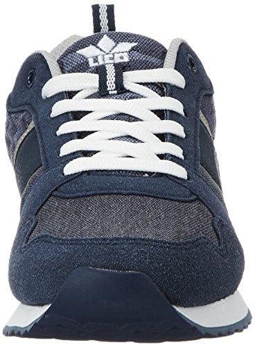 Lico Anton, Sneakers basses homme Blau (MARINE/GRAU)