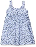 BLUE SEVEN Mädchen Kleid Kl Md Trägerkleid, Blau (Dk Blau Orig 574), 104