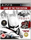 Batman: Arkham City - Game of the Year E...