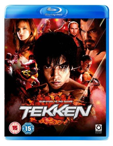 Tekken [Edizione: Regno Unito] [Reino Unido] [Blu-ray]