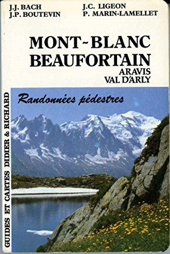 Massifs Mont-Blanc, Beaufortain