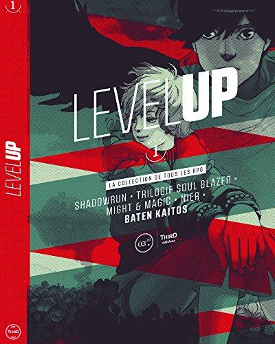 Level up : Shadowrun - Trilogie soul blazer - Might and magic - Nier - Baten Kaitos par Collectif