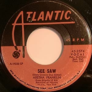 Freedb BLUES / B60A9710 - See Saw  Track, music and video   by   Aretha Franklin