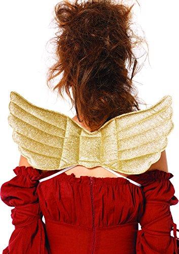 Leg Avenue 2705 - Mystische Flügeln, Einheitsgröße, Gold