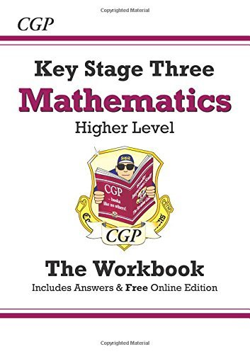 KS3 Maths Workbook (with answers and online edition) - Higher: Workbook and Answers Multipack - Levels 5-8 by Richard Parsons (14-May-2014) Paperback