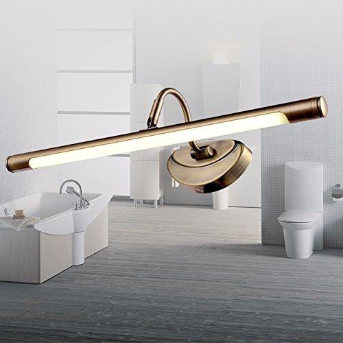 Sjun Led Spiegel Lampe Kontinentalen Wasserdichte Badezimmer
