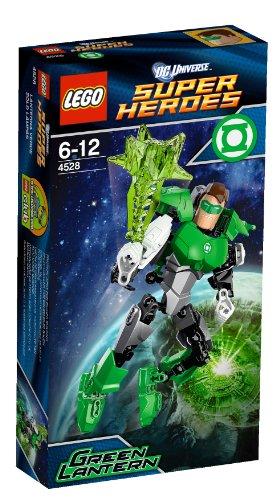 Lego Super Heroes 4528 - Green Lantern (Green Lantern Anzug)