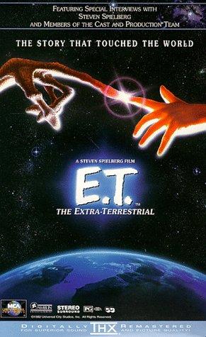 Preisvergleich Produktbild E.T.: The Extra-Terrestrial [VHS]