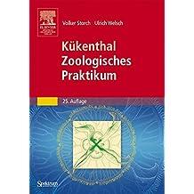 Kükenthal - Zoologisches Praktikum (Sav Biologie)