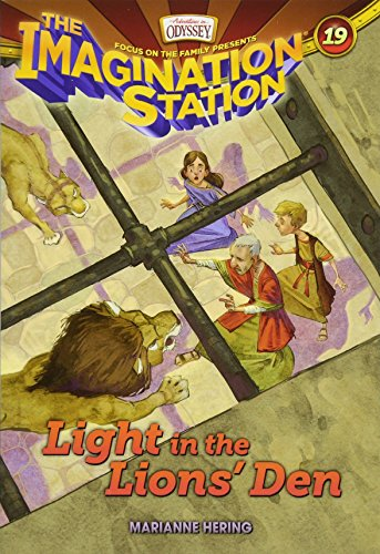 Light in the Lions' Den (The Imagination Station) [Idioma Inglés]